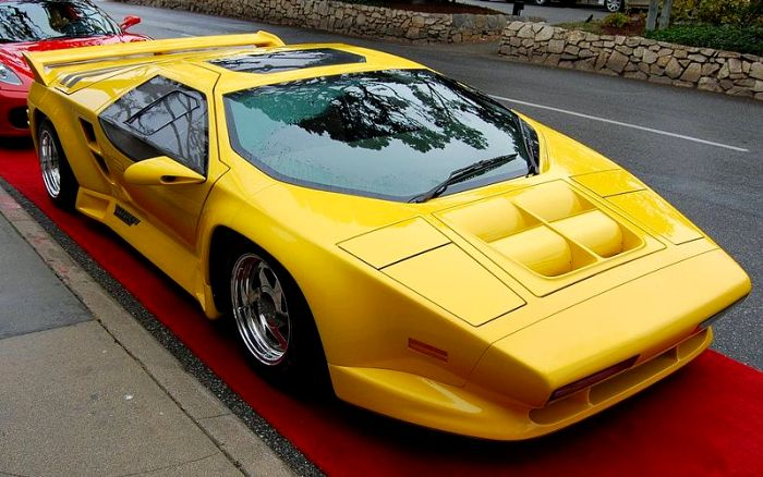 Оригинальный автомобиль, о котором почти никто не помнит. /Фото: pinterest.de