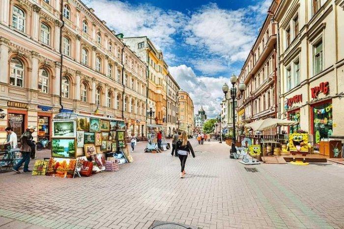 Известная улица столицы с названием, полным неожиданных версий. /Фото: tripadvisor.com