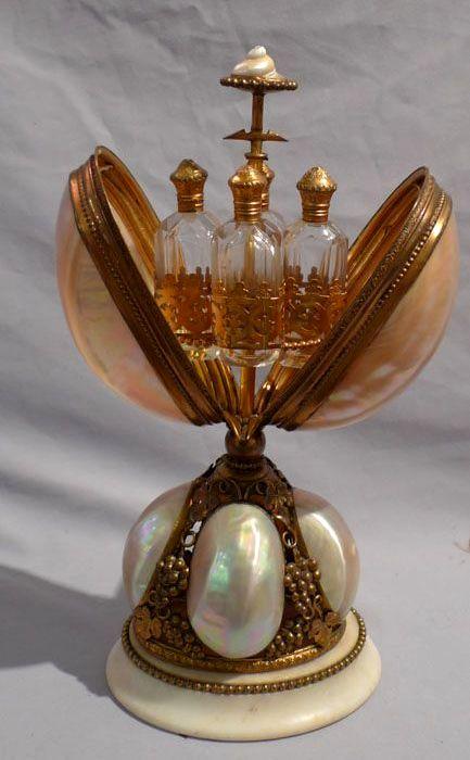По красоте практичная вещица близка к яйцам Фаберже. /Фото: pinterest.ru