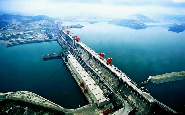 Самая грандиозная ГЭС в мире. /Фото: gge.ru