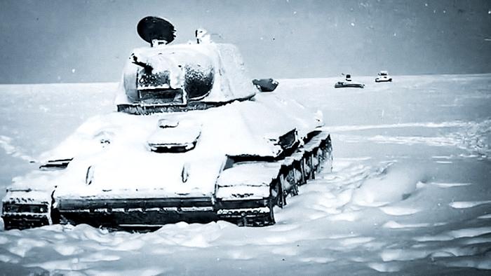 Зимой танки обогревали и углями. /Фото: quto.ru