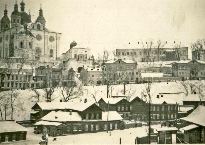 Так выглядела довоенная застройка Смоленска. /Фото: drygoi-smolensk.ru