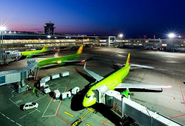 Аэропорты работают как часы с точностью до секунды. /Фото: otrude.net