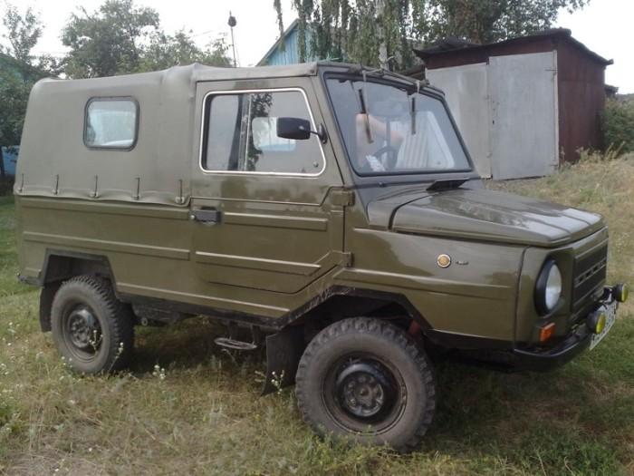 ЛуАЗ - 969М, предшественник модели 1302. /Фото: fishki.net