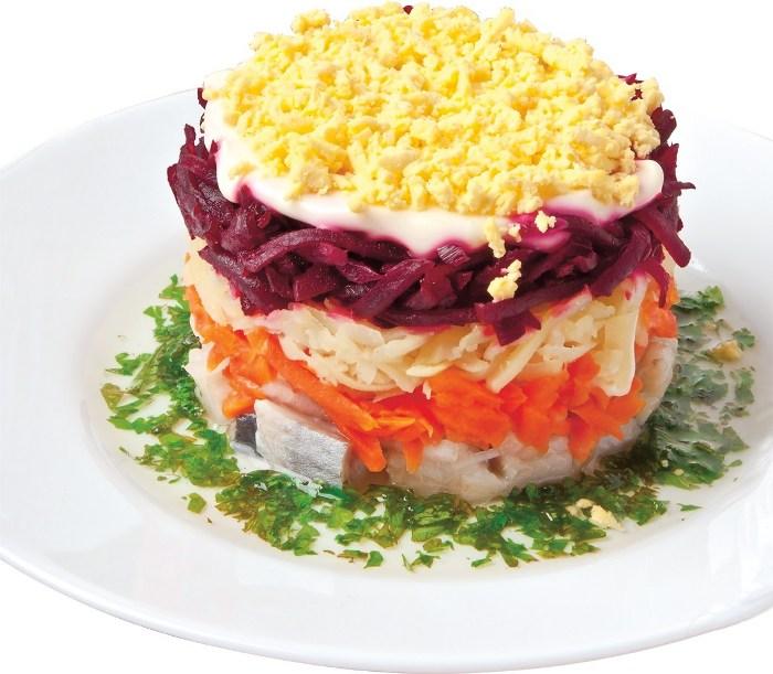 Праздничное блюдо, которое решится попробовать не каждый иностранец. /Фото: eda.ru