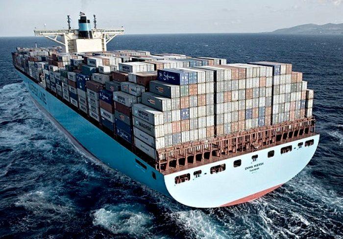 Один из восьми крупнейших сухогрузов. /Фото: marineinsight.com