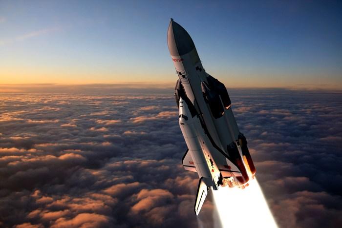Габариты челнока и ракетоносителя оказались слишком большими. /Фото: naked-science.ru