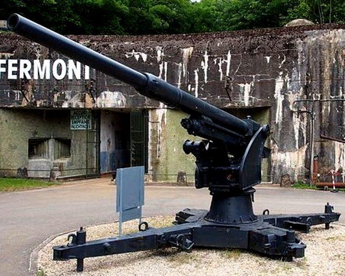 Flak 37 был одной из модификаций Восемь-восемь. /Фото: commons.wikimedia.org