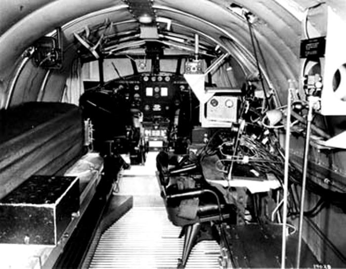 На борту обеспечили комфорт для экипажа. /Фото:  flight-manuals-online.com
