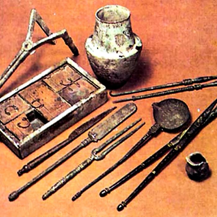 Медицина в Древней Греции получила исключительное развитие. /Фото: golapravda.blog