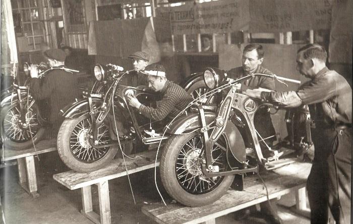 Спроектированный мотоцикл был весьма многообещающим. /Фото: kskdivniy.ru
