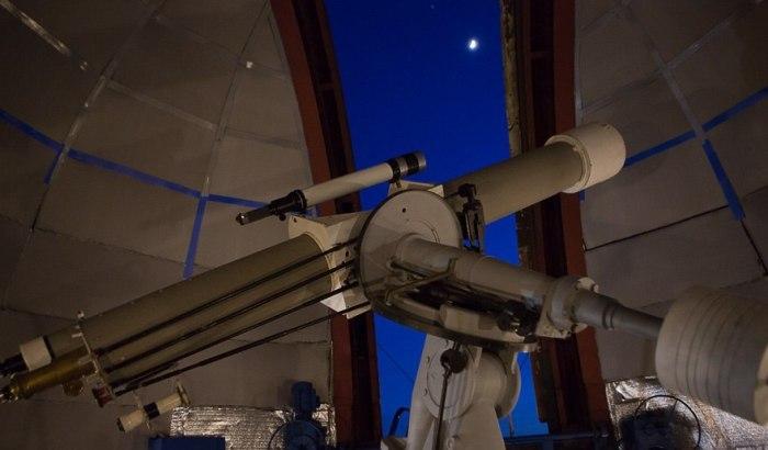 Новый Пулковский телескоп усилил в советский период обсерваторию, созданную за сто лет до этого. /Фото: amacumara.ru