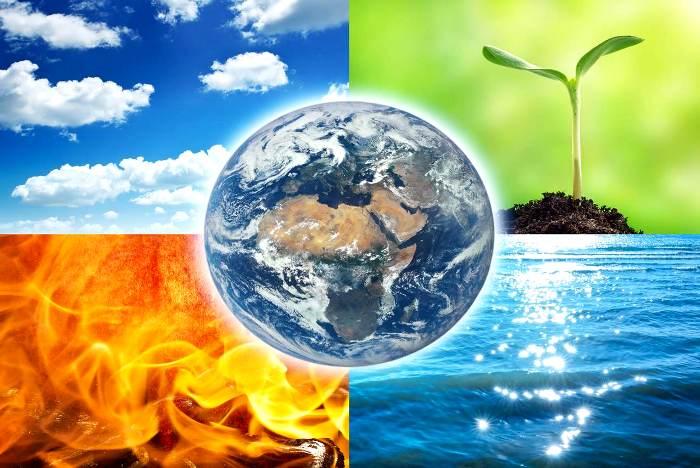 Оказалось, что не все процессы на планете объясняются стихиями. /Фото: mchildren.ru