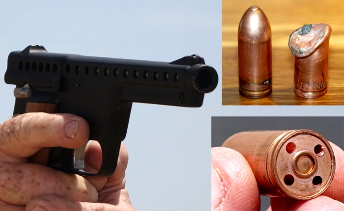 Не самый удачный бесшумный пистолет. /Фото: alloutdoor.com