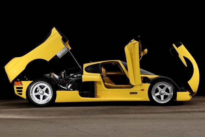 Финансовые проблемы поставили крест на перспективном спорткаре. /Фото: hypebeast.com