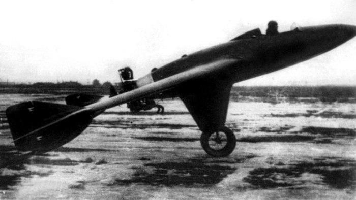 Истребитель таранного типа Г-39 Кукарача. /Фото: arsenal-info.ru