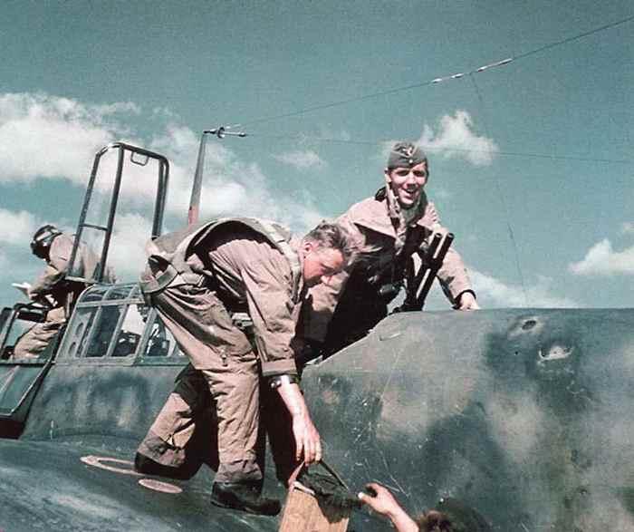 На фронте самолет оказался незаменимым. /Фото: naukatehnika.com