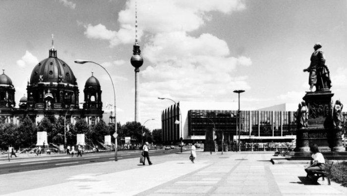 Берлин в семидесятых годах прошлого века. /Фото: news.mail.ru