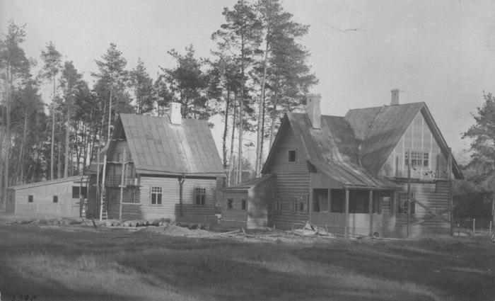 ЖСКТ  «Сокол», 1924 год. /Фото: obratnosssr.ru