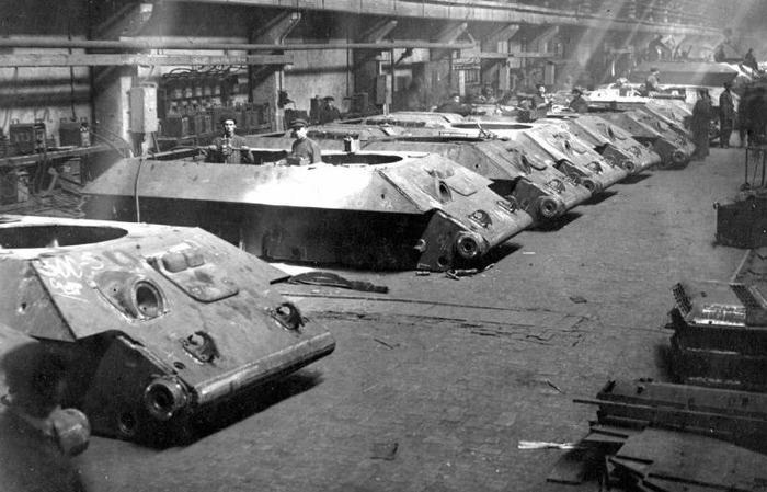 Не все так гладко было в танковой промышленности СССР в 1941 году