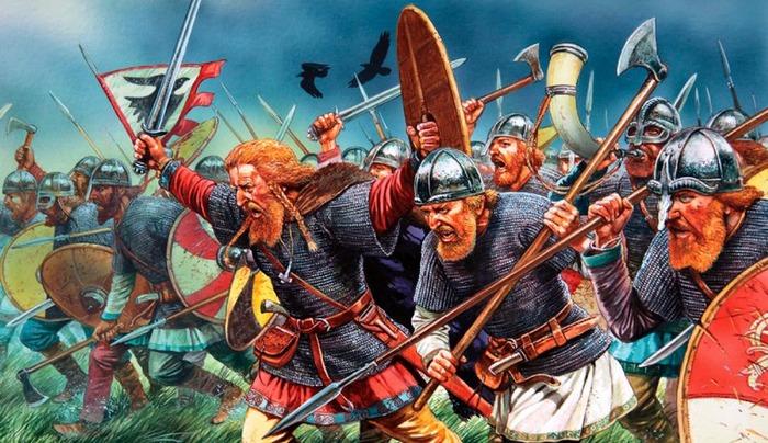 Доподлинно неизвестно, как викинги называли сами себя. /Фото: militaryarms.ru