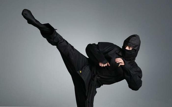 Не все так однозначно с одеянием ниндзя. /Фото: ukranews.com