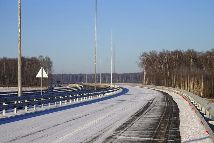 Центральная кольцевая автомобильная дорога./Фото: centralringroad.ru