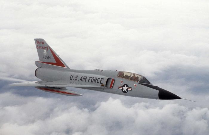 Один из основных военных самолётов США второй половины ХХ века. /Фото: aerocorner.com