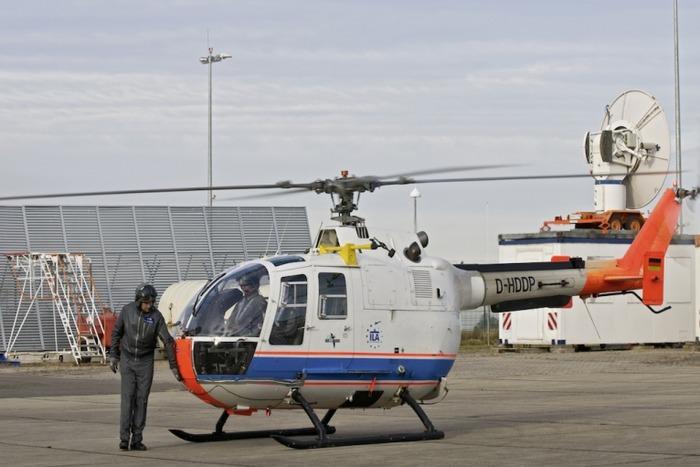 Вертолеты станут лучше благодаря..киту. /Фото: popmech.ru