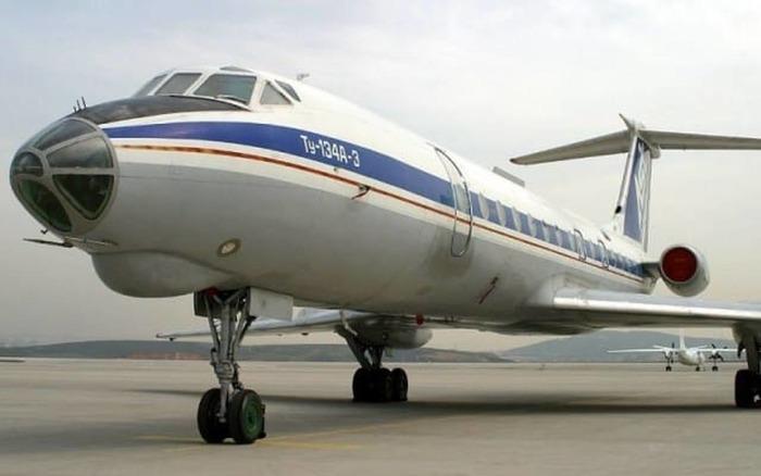 Плацдармом для эксперимента выбрали Ту-134. /Фото: jetvip.ru