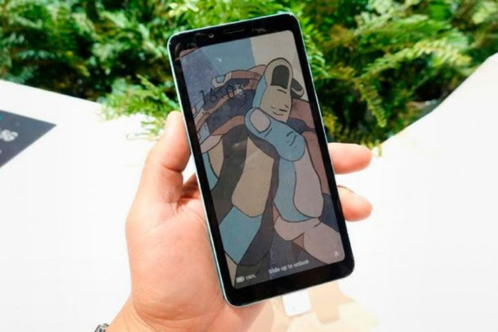 Принципиально новый концепт смартфона. /Фото: cnbeta.com