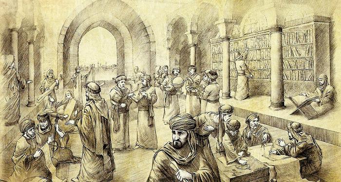 Удивительная история скоротечного упадка средневекового мегаполиса. /Фото: livejournal.com