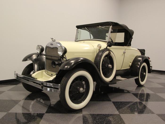 Легендарный американский автомобиль стал прототипом для первого советского. /Фото: dealeraccelerate.com
