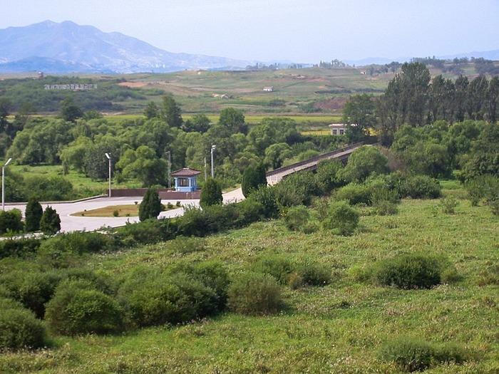 Демилитаризованная зона Корейского полуострова - еще один объект не для чужих глаз. /Фото: wikiрedia.org