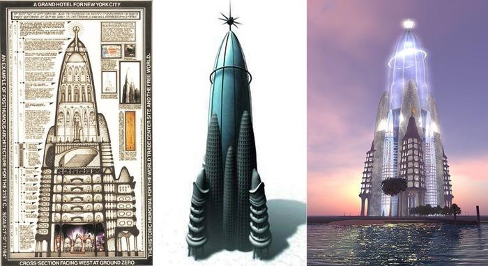 Пожалуй, это могло быть самое грандиозное сооружение Гауди. /Фото: twitter.com