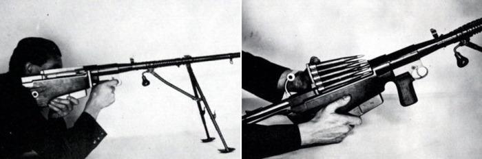 Опытный образец противотанкового ружья ZK 382.  /Фото: alternathistory.com