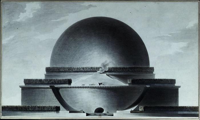 Пожалуй, самый грандиозный памятник учёному. /Фото: wdl.org