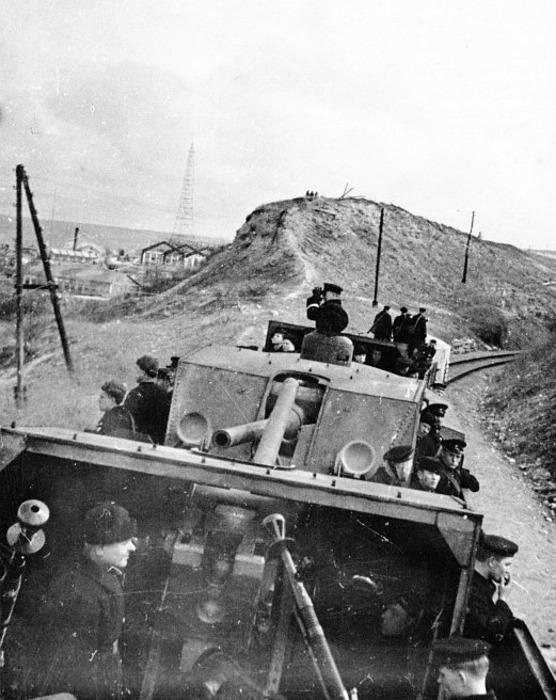 Феномен «Зелёного призрака»: почему вермахт боялся мощи советского бронепоезда