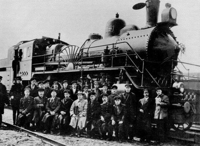 Дореволюционная железная дорога имела строгую стандартизацию и классификацию. /Фото: topwar.ru