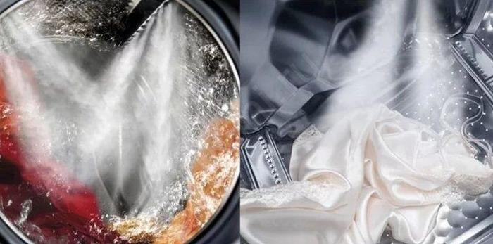 Стирка паром и сушка - маловажные функции для стиралки. /Фото: xtkani.ru