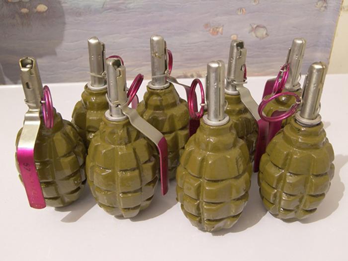 Старая, но нестареющая отечественная граната. /Фото: militaryarms.ru
