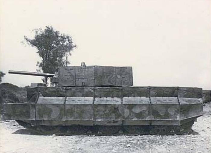 У этого танка были все шансы оставить след в истории, но билет в жизнь ему так и не дали. / Фото: ridus.ru