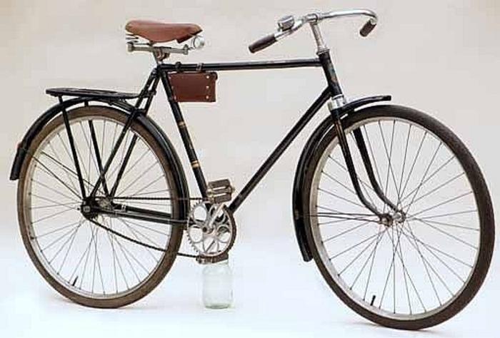 Одна из самых известных советских моделей велосипедов. /Фото: pikabu.ru