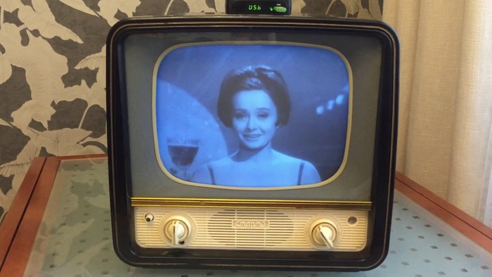 Телевизор «Старт-3», 1963  года выпуска. /Фото: youtube.com