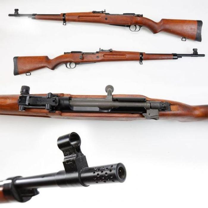 Детская винтовка была разработана для определенных целей и рынка сбыта. /Фото: army-news.ru