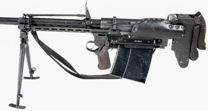 Немцы не дали хорошему оружию толком повоевать. /Фото:  alternathistory.com