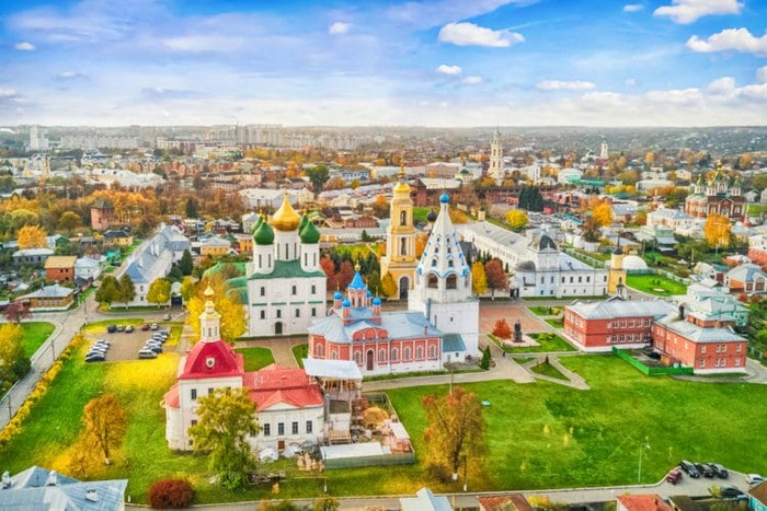 Маленький городок, где достопримечательности чуть ли не на каждом шагу. /Фото: tripzaza.com
