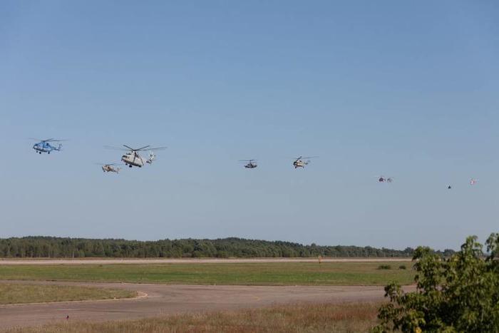 Вертолет получился перспективным и многофункциональным.  /Фото: rufor.ru