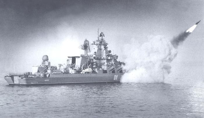Крейсеров в СССР могло быть куда больше. /Фото: ucrazy.ru