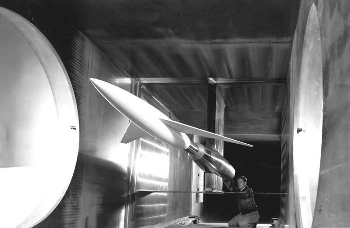 Аэродинамическая труба слишком универсальна, чтобы она не участвовала в испытаниях. /Фото: feedup.ru